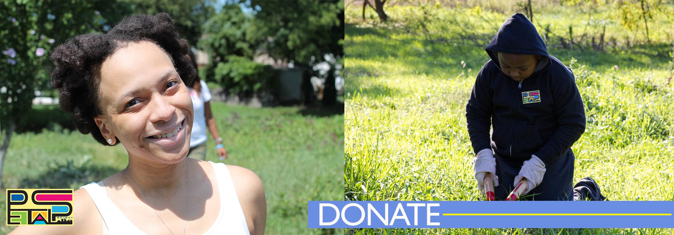 Donate Project Petals