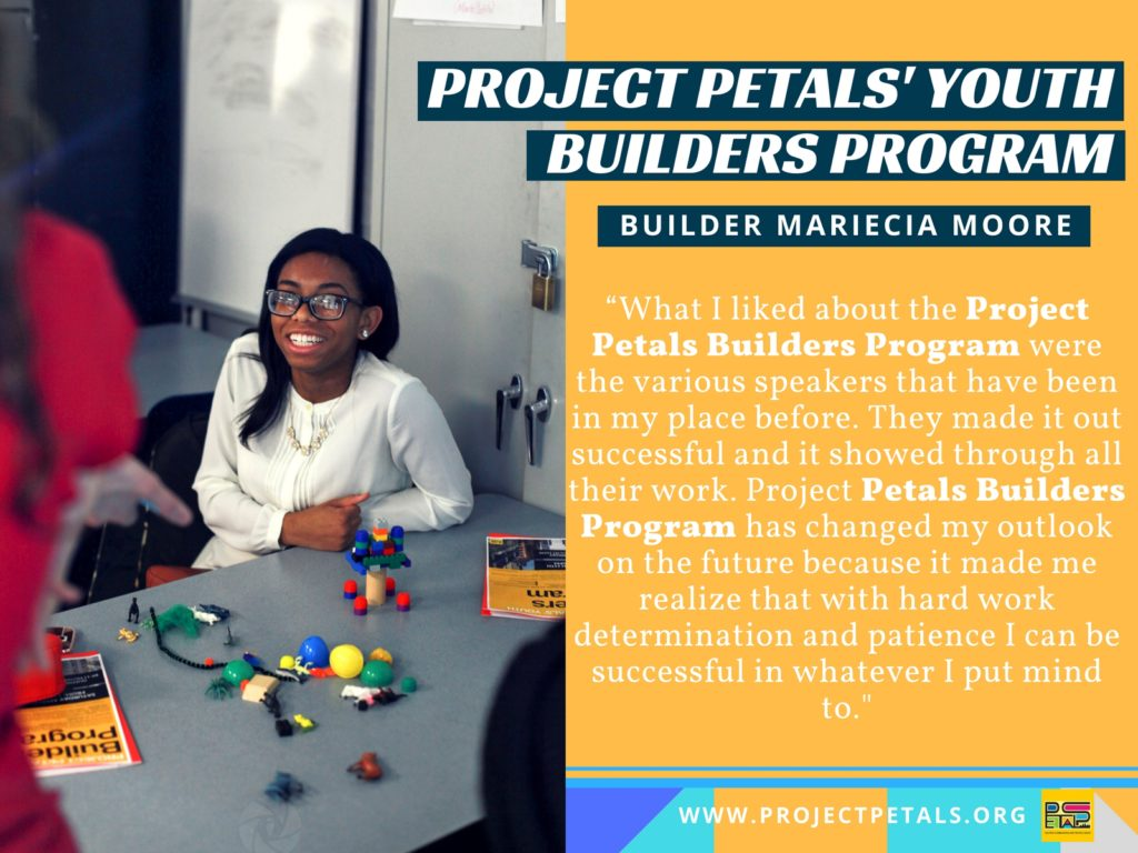 Project Builders Youth Builders